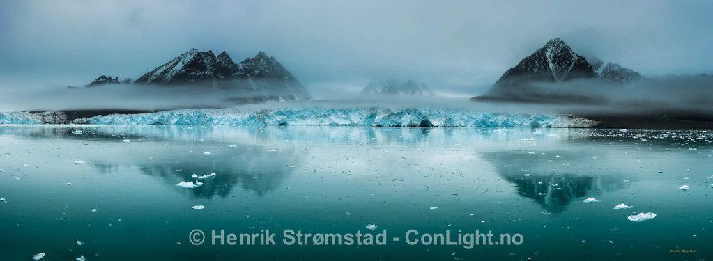 Monaco glacier, Svalbard, Norway 001