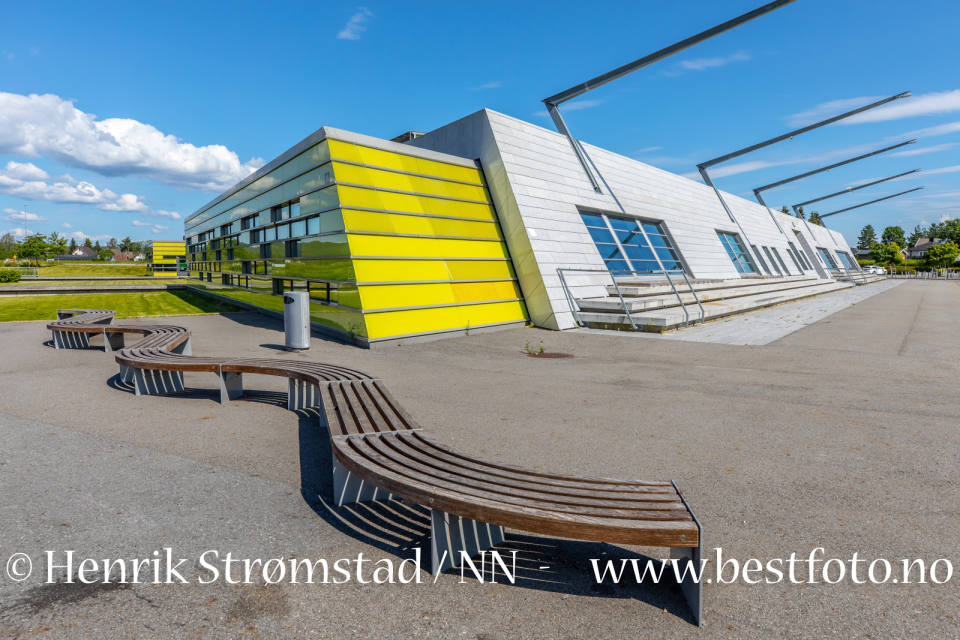 Gjerdrum Ungdomsskole Fotograf Henrik Stromstad